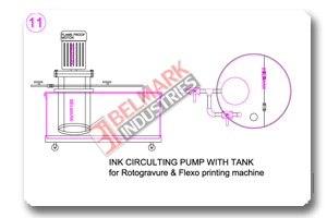 Ink Circulating Pump